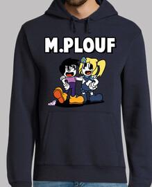 M. et Mme Plouf par Osgilia - HOODIE Homme