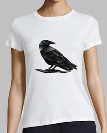 m géométrique corbeau