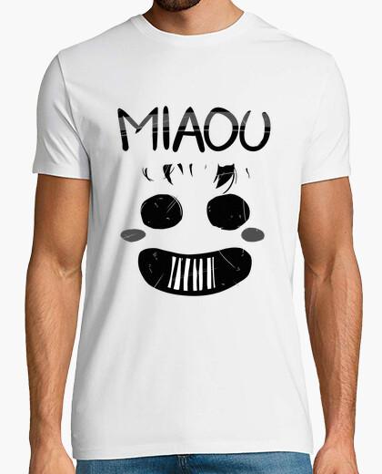 Tee-shirt m off - zacharie chat