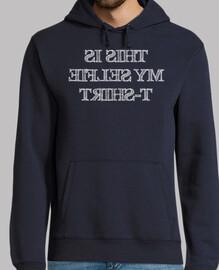 m selfie t- t-shirt ( dark )