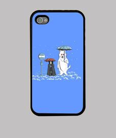 Ma fantôme voisin gaine iphone