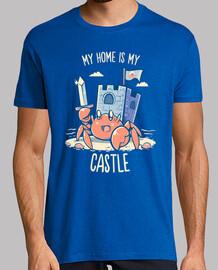 ma maison est mon château - mens singer