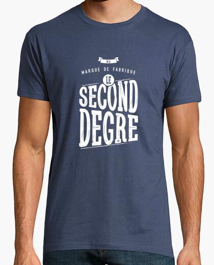 Tee-shirt Ma marque de fabrique le second degré