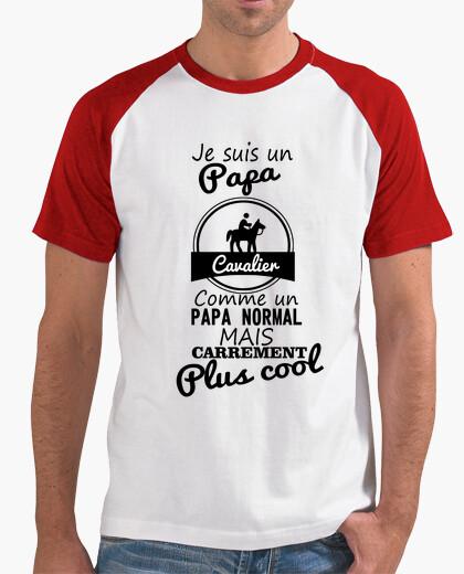 Camiseta más fresco piloto papá