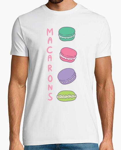 Camiseta Macarons