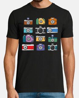 macchinetta fotografica foto / macchine
