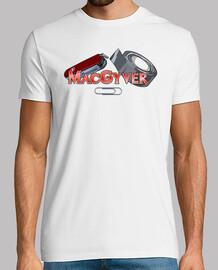 MacGyver - Navaja Multiusos, Cinta Americana y Clip