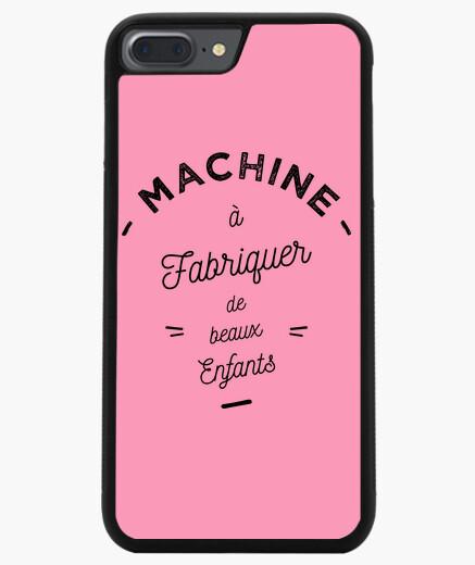 Coque Iphone 7 Plus / 8 Plus Machine à...