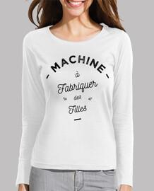 Machine à fabriquer des filles