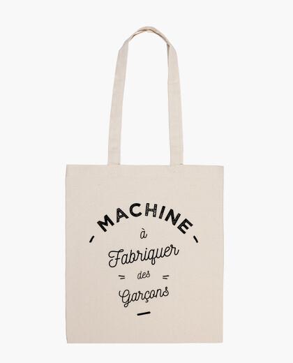 Sac Machine à fabriquer des garçons