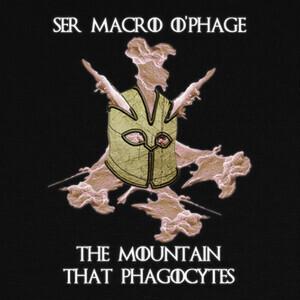 Tee-shirts Macrophage oscura