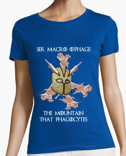 Camiseta Macrophage oscura MMC