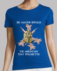 Macrophage oscura MMC