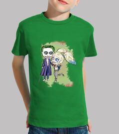 mad camicia bambino amore-
