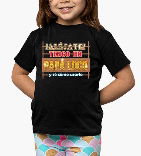 Vêtements enfant mad dad - rester à l'écart!