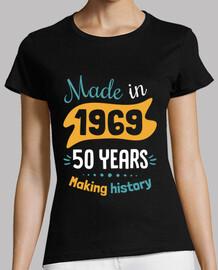 mad e nel 1969 50 anni ma king hi story