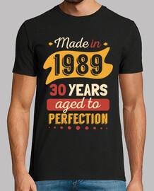 mad e nel 1989 a 30 anni age d alla per