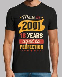 mad e nel 2001 a 18 anni age d alla per