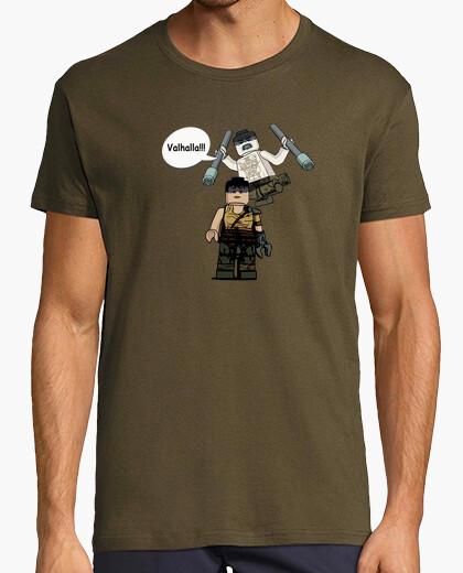 Camiseta Mad Max Nux & Furiosa