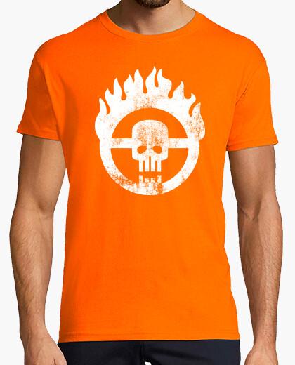 T-shirt mad max teschio