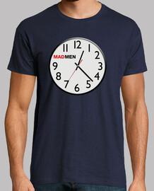 Mad Men Clock
