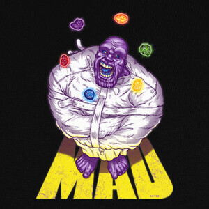 Mad Titan T-shirts