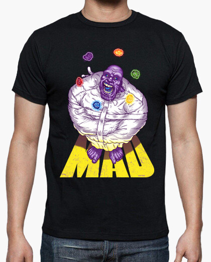 Mad Titan camiseta