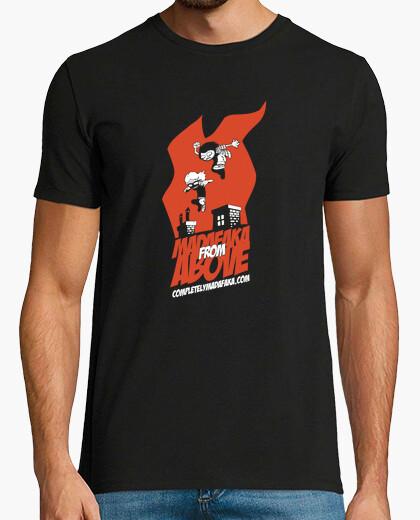 Tee-shirt madafaka d'en haut