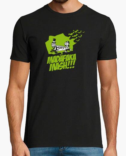 Tee-shirt madafaka mash