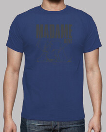 Madame rêve 2 gris by Stef