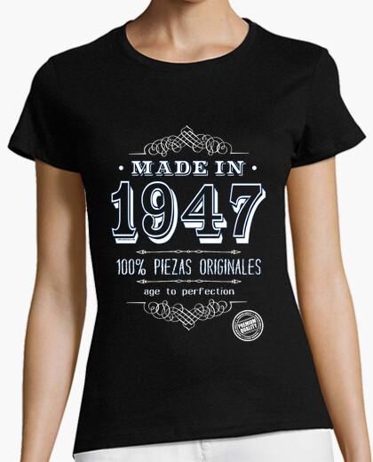 Camiseta Made in 1947