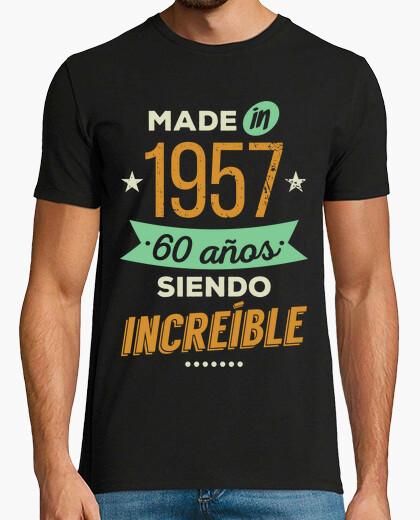 Camiseta Made in 1957