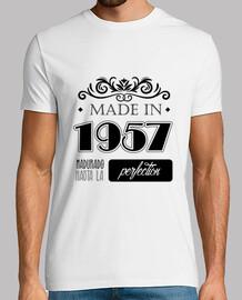 Made in 1957, madurado hasta la perfección