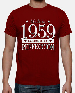 Made in 1959 La edad de la perfección