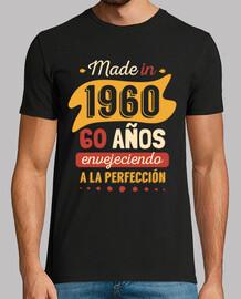 Made in 1960, 60 Años Envejeciendo a la Perfección