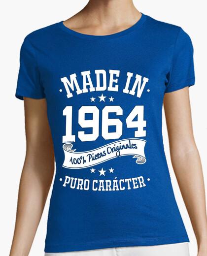 Camiseta Made in 1964