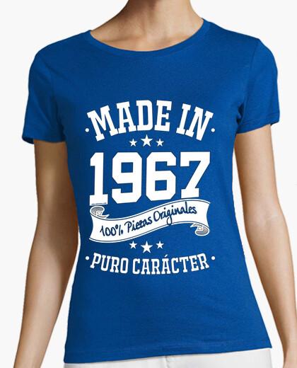 Camiseta Made in 1967