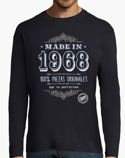 Camiseta Made in 1968