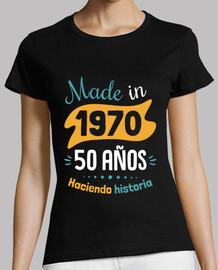 Made in 1970, 50 Años Haciendo Historia