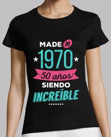 Made in 1970, 50 Años Siendo Increíble