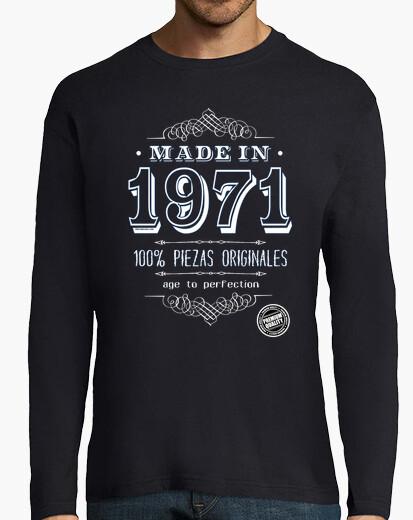 Camiseta Made in 1971