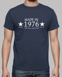 Made in 1976 Limited Edition