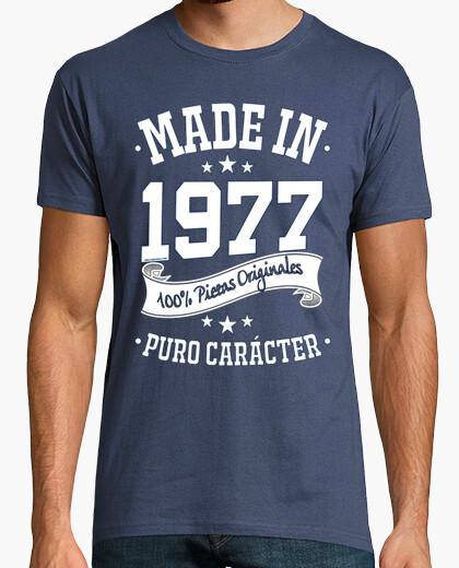 Camiseta Made in 1977