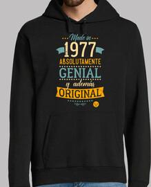 Made in 1977 Absolutamente genial