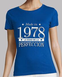 Made in 1978 La edad de la perfección