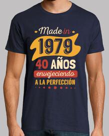 Made in 1979, 40 Años Envejeciendo a la Perfección