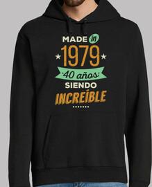 Made in 1979, 40 Años Siendo Increíble