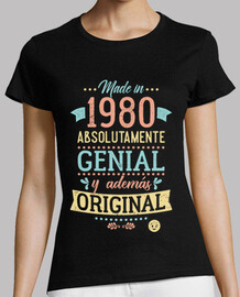 Made in 1980 Absolutamente Genial