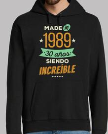 Made in 1989, 30 Años Siendo Increíble