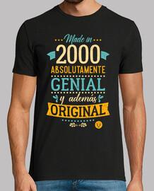 Made in 2000 Absolutamente Genial